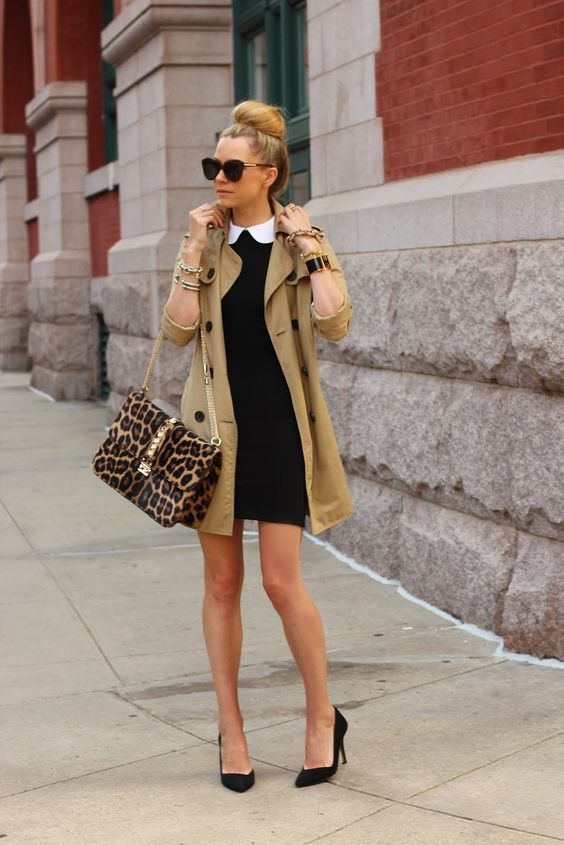 TRENCH… SO CHIC!